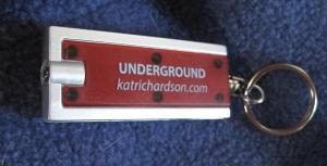 The Underground squeezy light