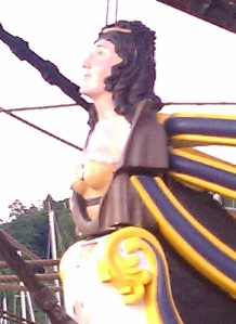 LadyWashington Figurehead